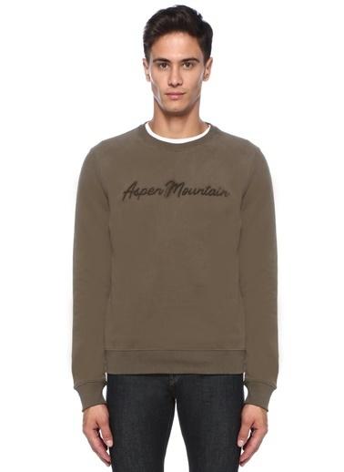 Beymen Club Sweatshirt Haki